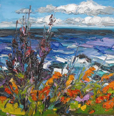 Flowers Blown in the Wind, Causeway Coast