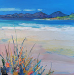 Grasses by the Beach, Harris