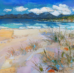 Grasses in the Sand, Harris