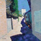 Strong Shadows, Grimaud